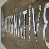 Signage Detail
