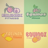 Tee-Shirt Screen Print Designs: for Equinox Fitness