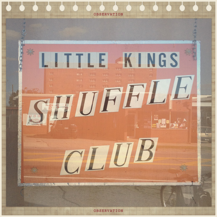Little Kings Sign